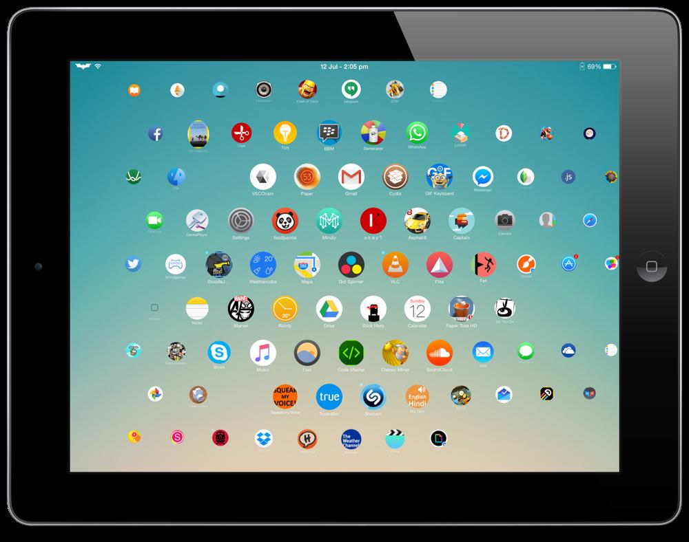 Cydia Tweaks iOS 8 x – iGeekDC